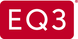 eq3 logo red white letters Show Highlights